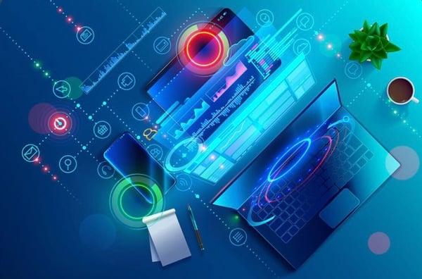 Image of digital computers